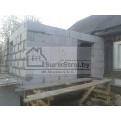 Полная реконструкция дома