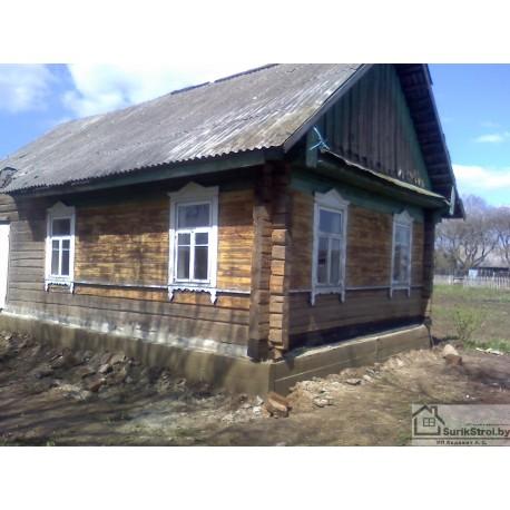 Ремонт деревянных домов